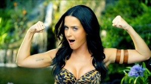 "Katy Perry's ""Roar!"" sets the tone for my 2014."