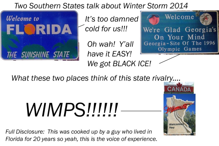 Putting the Winter Storm Into Perspective...