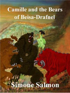 """""""Camille and the Bears of Beisa-Drafnel"""" was recently released by Solstice Publishing."""