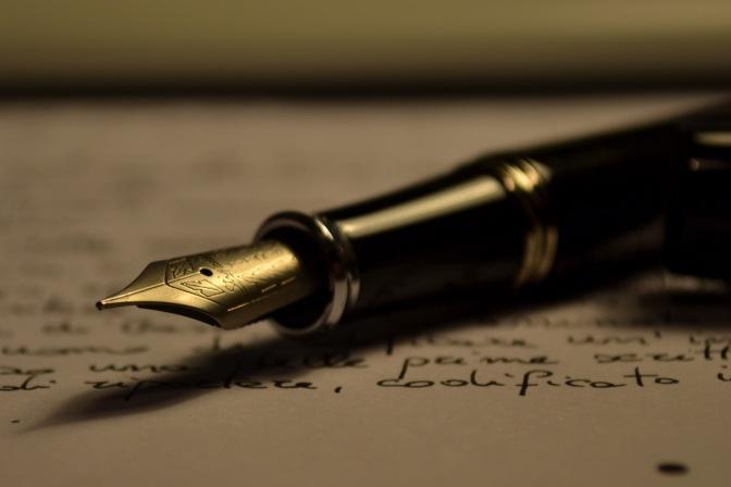 The Writer's Arrow