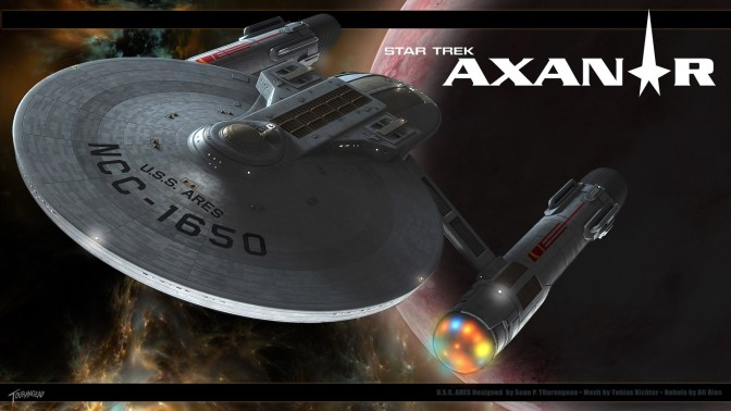 PODCAST:  Why the Star Trek: Axanar settlement could be the best thing to ever happen to fan fiction.